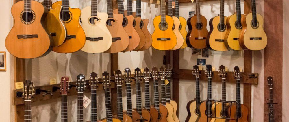 Как при покупке гитары не быть обманутым