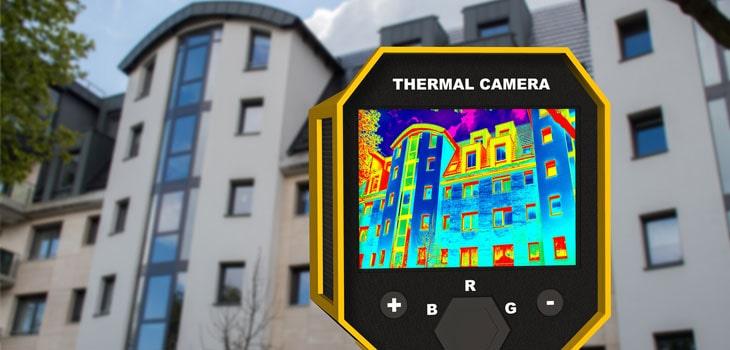 Тепловизионное обследование в Екатеринбурге