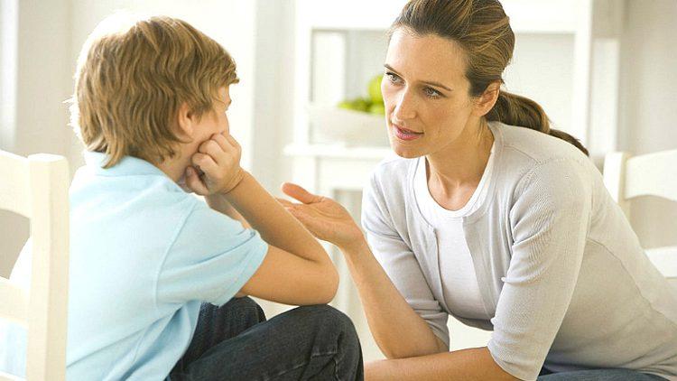 Как научить ребенка слышать Вас с первого раза?