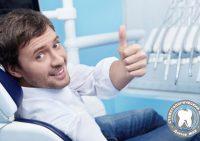 Имплантация зубов без боли.