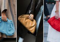 Сумка пельмень — модный тренд этого сезона