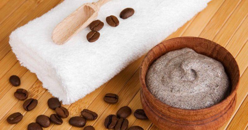 Использование кофе от целлюлита