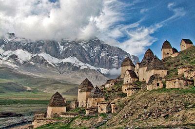 Что посмотреть в Северной Осетии на машине