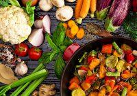 Почему веганство и вегетарианство полезно для окружающей среды