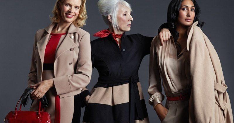 Почему бежевое пальто или тренч ― не лучший выбор для зрелых женщин