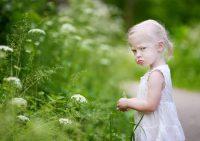 Причины появления седины в детском возрасте