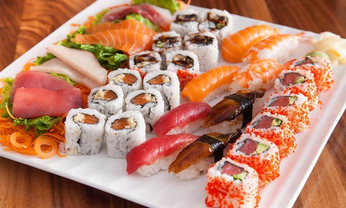 Чем привлекательны суши?