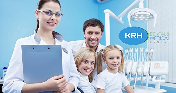 Качественные стоматологические услуги от клиники «KRH Dental & Medical»