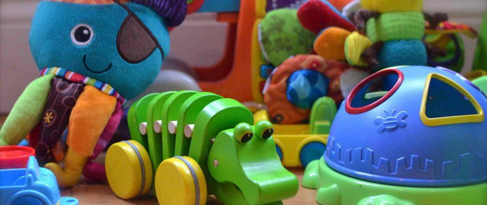 Правильный выбор детских игрушек