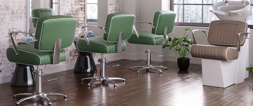 Насколько важна мебель в парикмахерских и салонах красоты