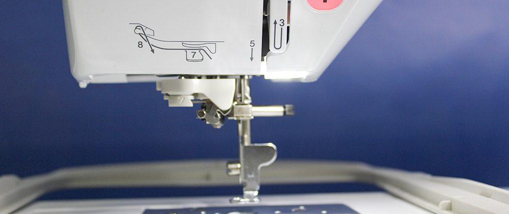 Дополнительные возможности вышивальных машинок.