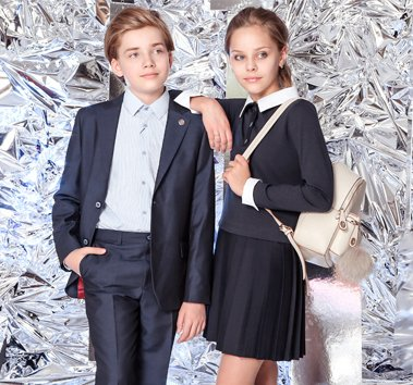 Что нужно из школьной одежды на позднюю осень?