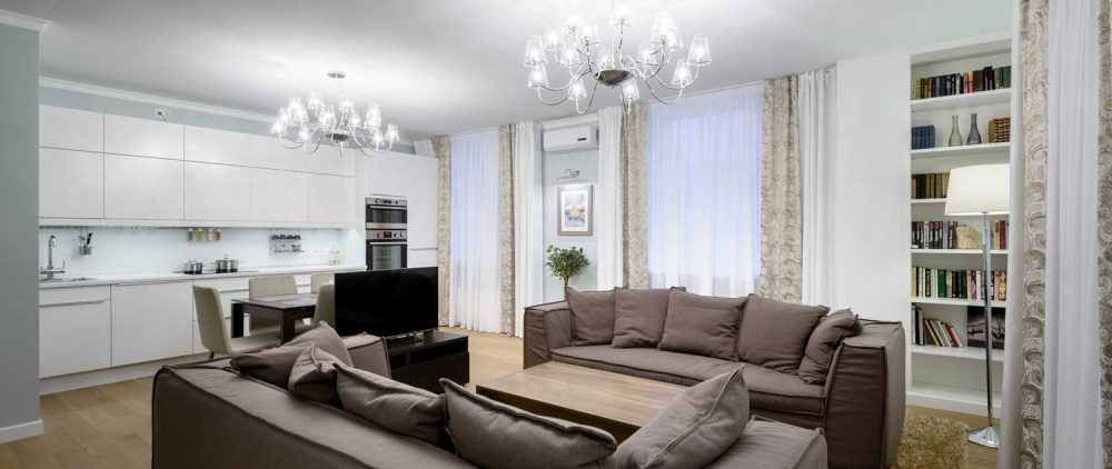 Ремонт квартир с АСК Триан