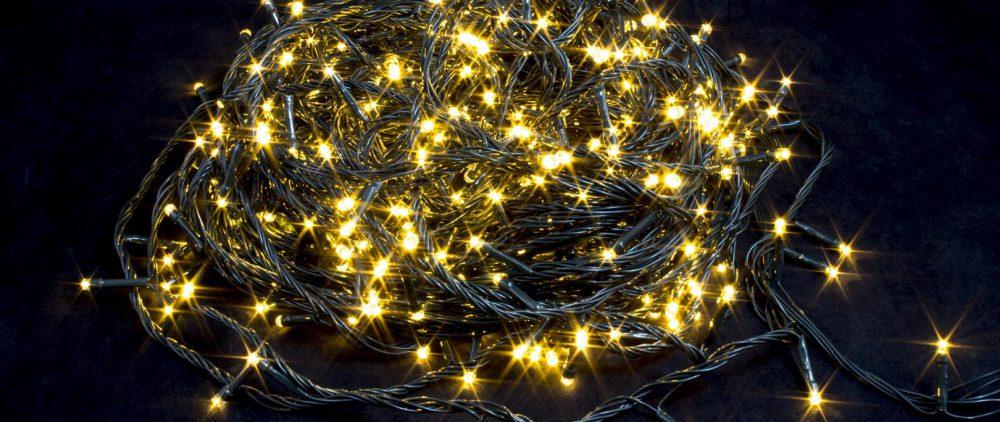 Преимущества светодиодных гирлянд