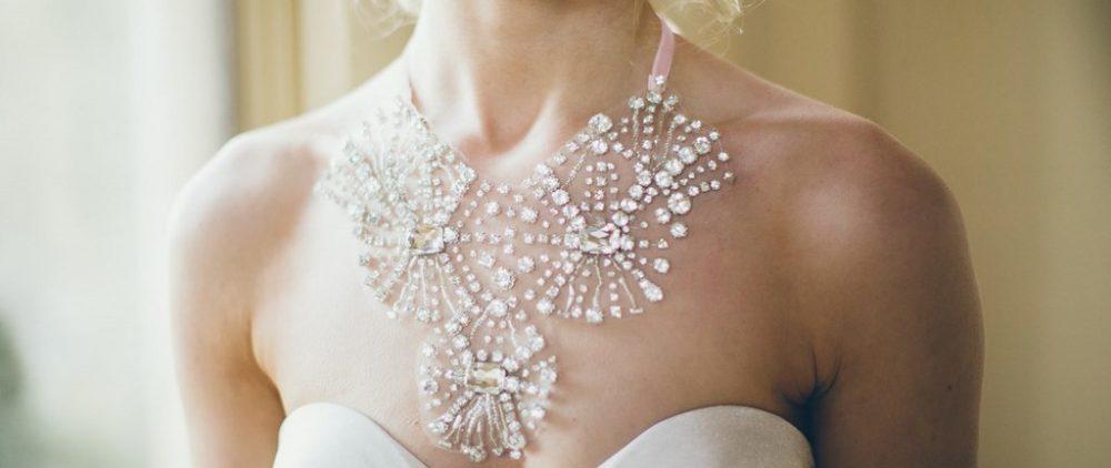 Выбираем ювелирные украшения к свадебному наряду