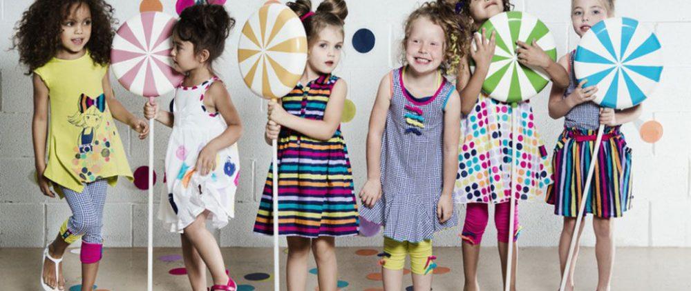 Детская мода на лето 2021 года