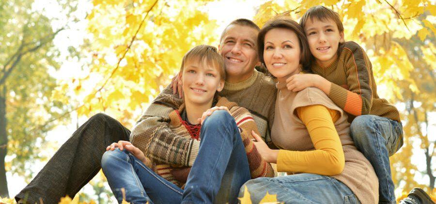 Как строить отношения в семье?