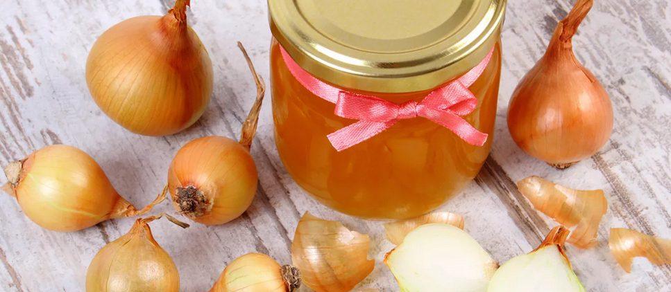 Лук с медом спешат на помощь при болезнях
