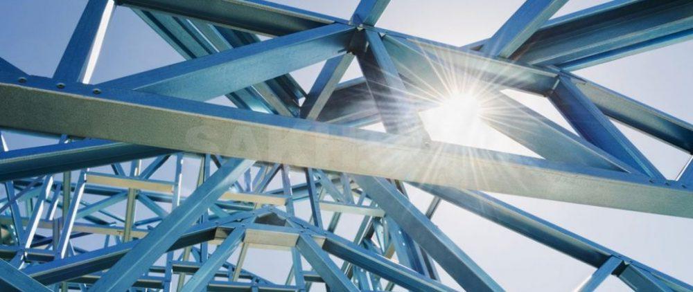 Применение строительных металлоконструкций