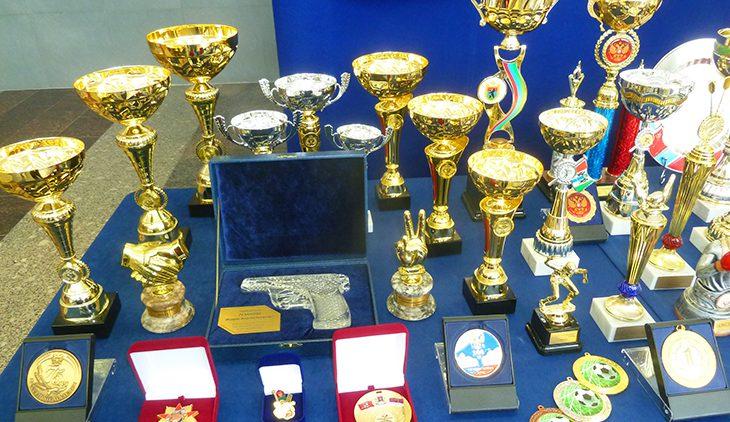 Медали в качестве награды