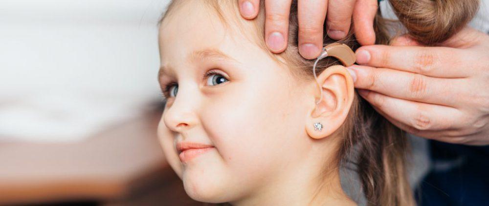 Слуховые аппараты для детей от «Сурдобокс»