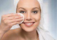 Способы очищения кожи лица
