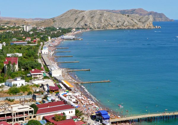 Летний отдых в Судаке. Крым