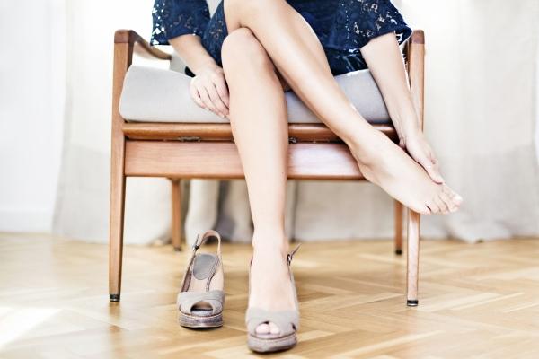 Что делать, если обувь жмёт в пальцах?