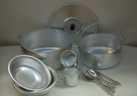 Алюминиевая посуда: за и против