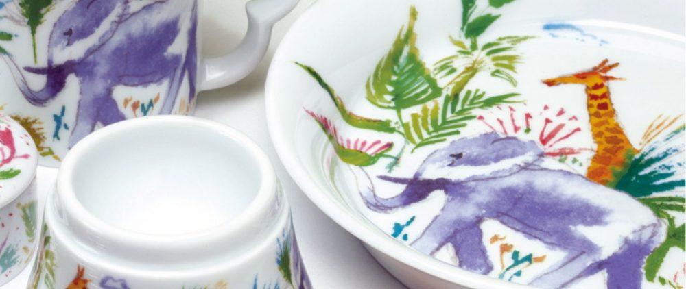Столовые сервизы: выбираем удобную посуду для детей