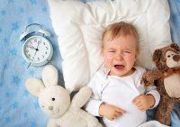 Почему дети плачут перед сном