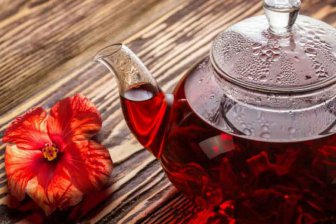 Чай из каркаде оказался средством для долголетия