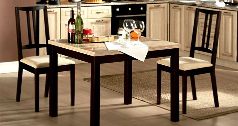 Выбираем стол, способный собрать всю семью на кухне
