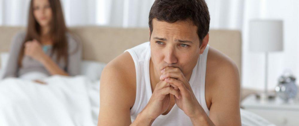 Плохие мужские симптомы