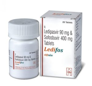 Препараты от гепатита С из Индии