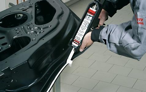 Герметик для кузова автомобиля