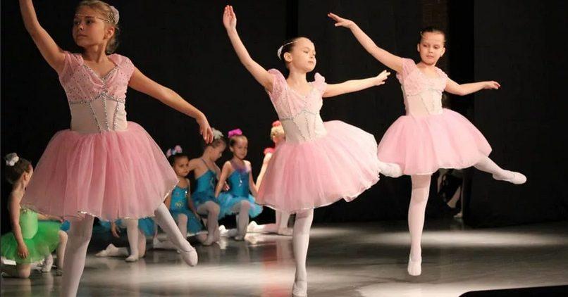 Гармоничное развитие ребенка с балетной студией Pirouette