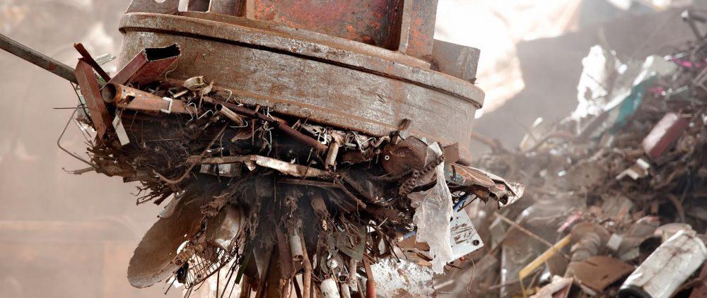 В чем заключается выгода приема и сдачи металлолома