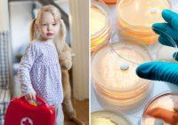Стафилококк у детей: симптомы, лечение и меры профилактики