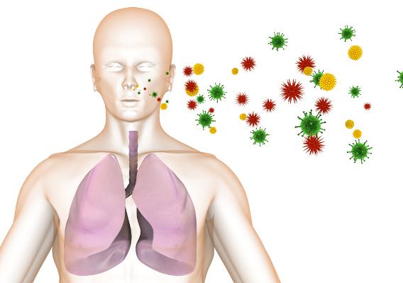 Простуда легких: симптомы и лечение