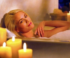 Солевые ванны для красоты и оздоровления!