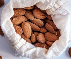 Миндаль поможет защититься от диабета