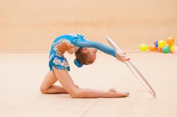 Приводите детей в клуб Пируэт для занятий художественной гимнастикой