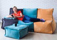 Какая она мягкая мебель без каркаса?